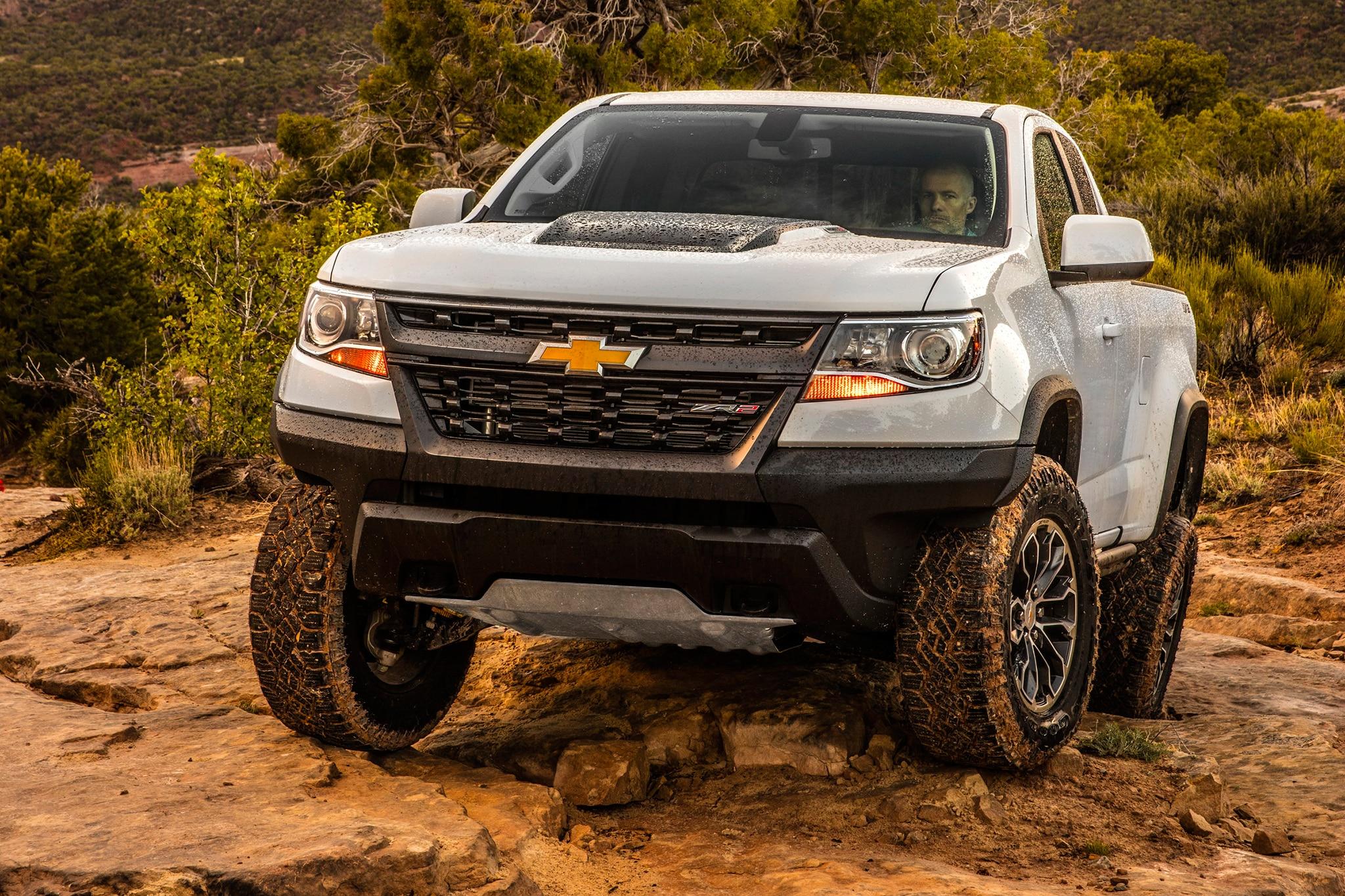 2019 Chevrolet Colorado ZR2 Review: Capable—and Safe, Too