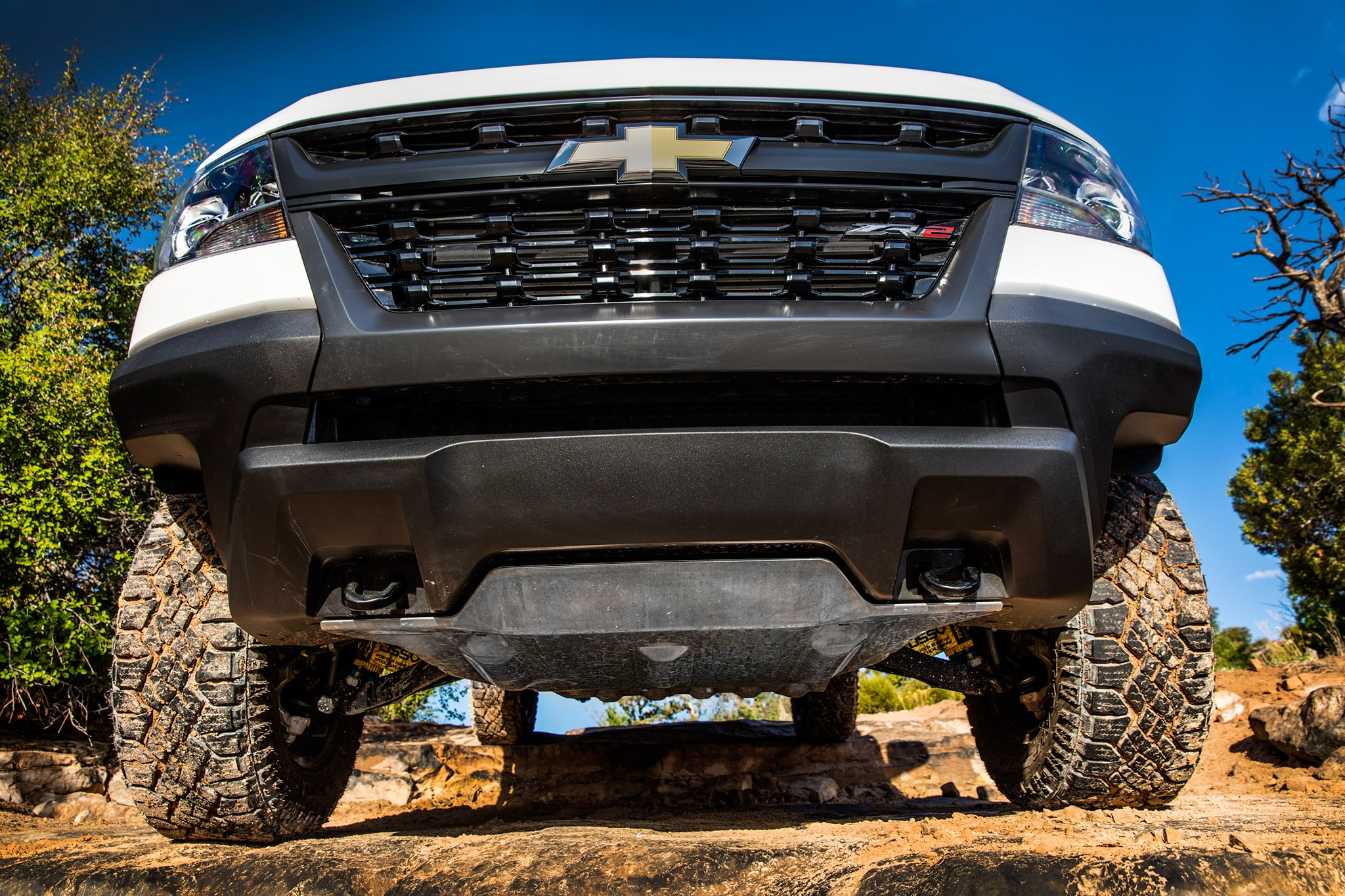 2019 Chevrolet Colorado ZR2 Review: Capable—and Safe, Too ...