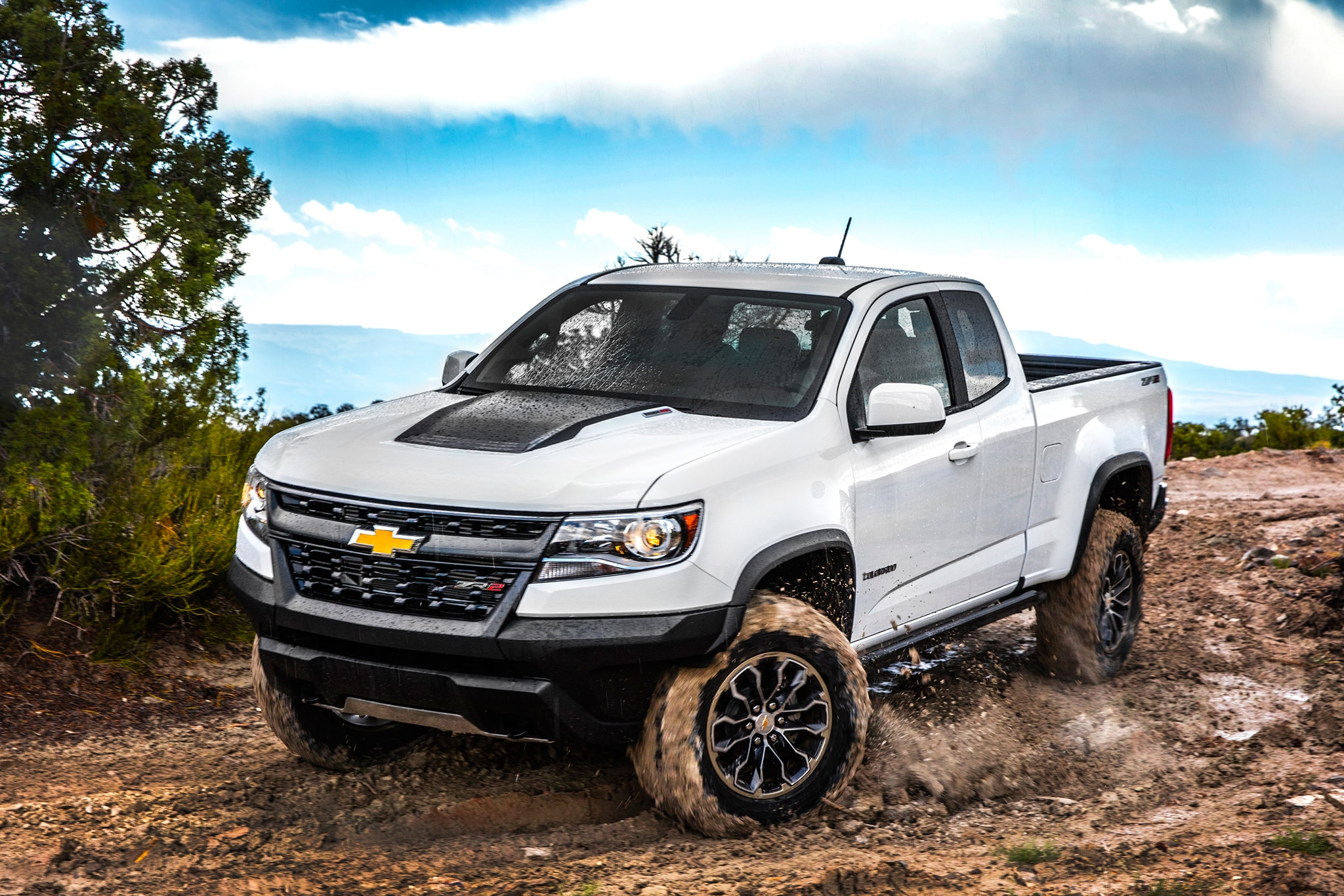 2019 Chevrolet Colorado ZR2 Review: Capable—and Safe, Too