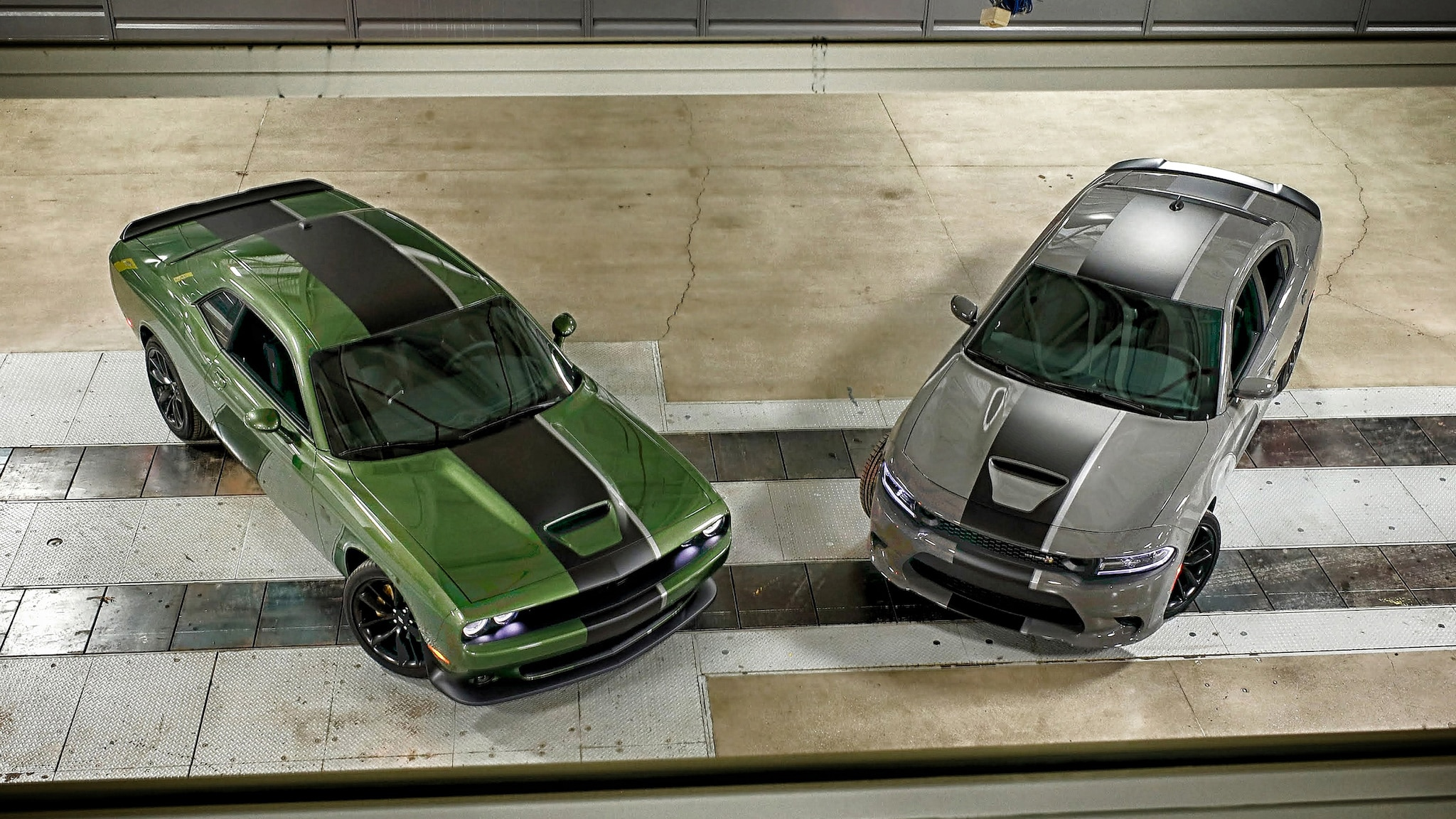 2019 Dodge Challenger And Charger Stars Stripes Editions 1 1