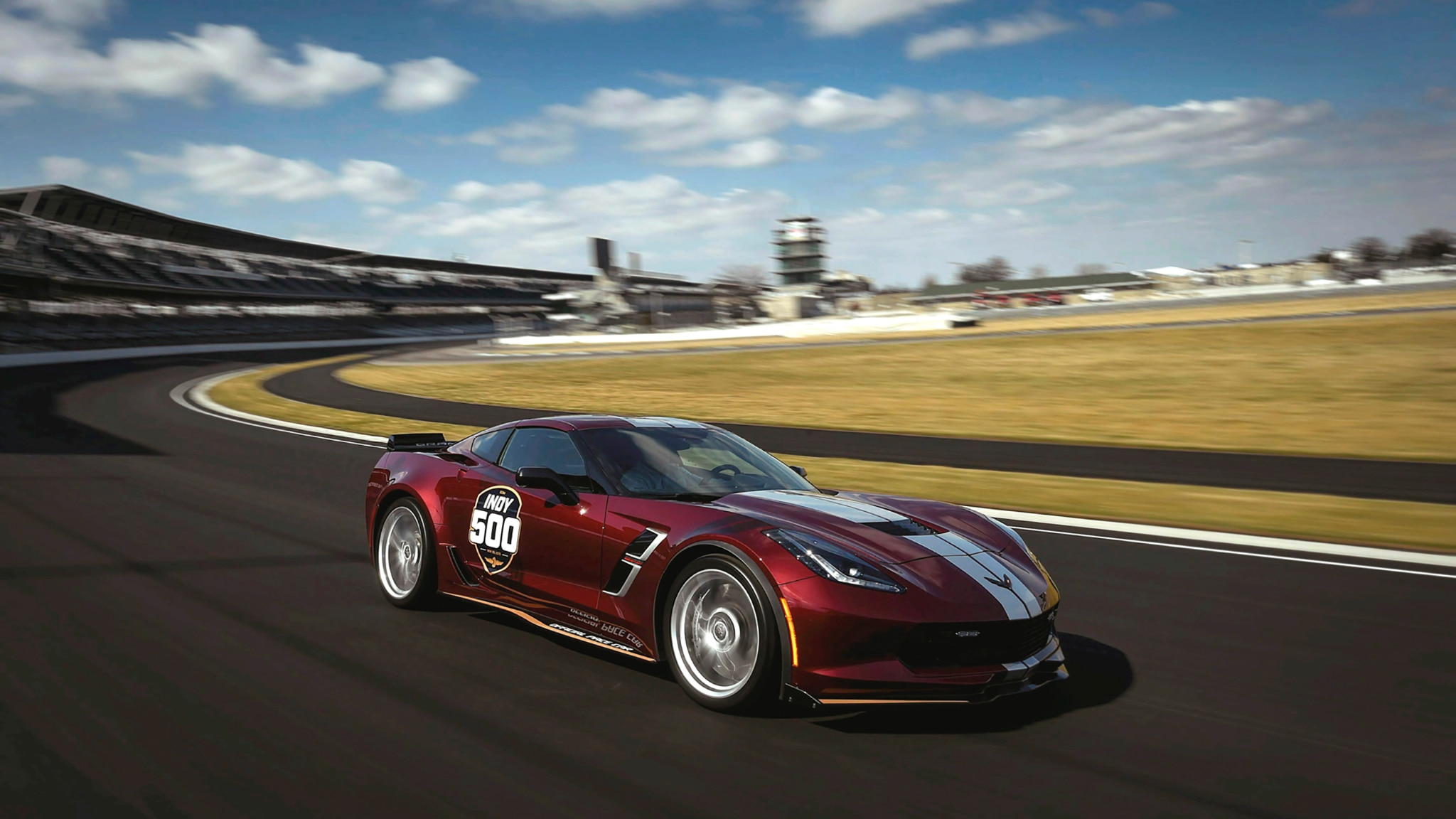 2019 Indy500 Corvette GrandSport PaceCar 02