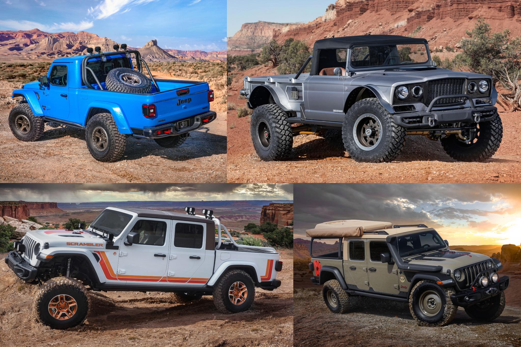 2019 Jeep Easter Safari Concepts Lead 1