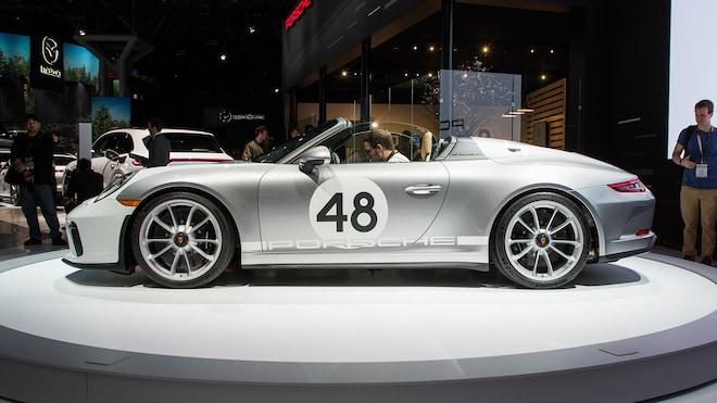 2019 Porsche 911 Speedster Heritage Design Package 28