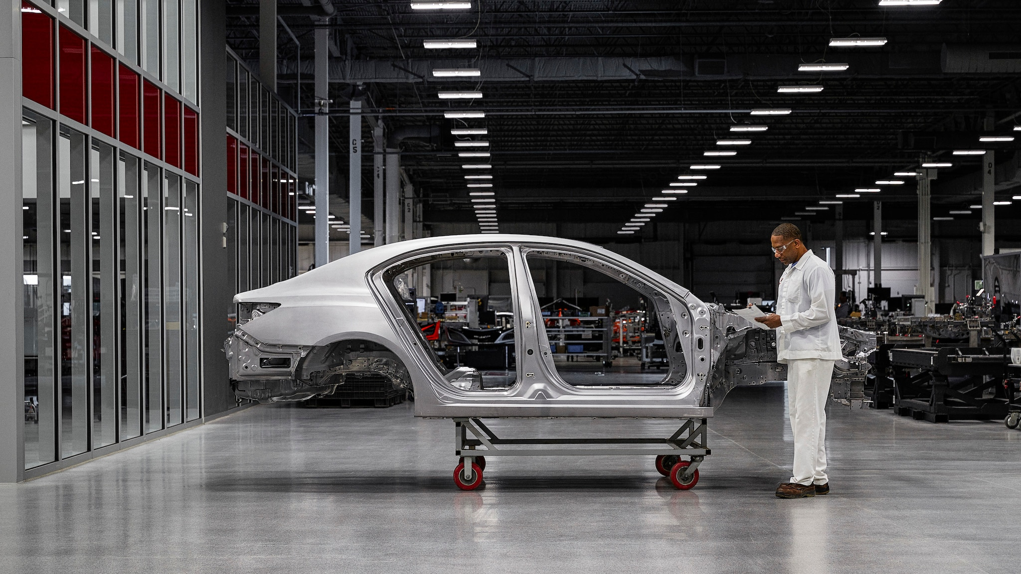 The 2020 Acura Tlx Pmc Is Hand Built At The Nsx Factory Automobile