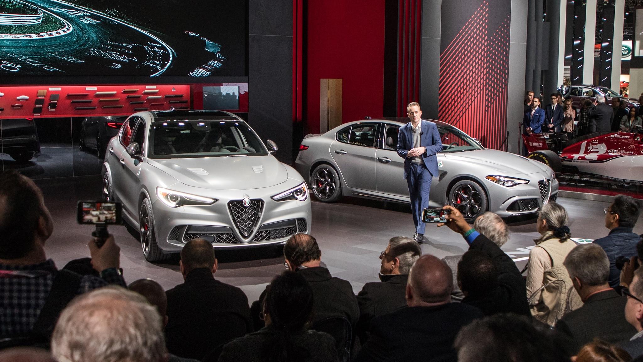 2020 Alfa Romeo Giulia And Stelvio NRING Editions