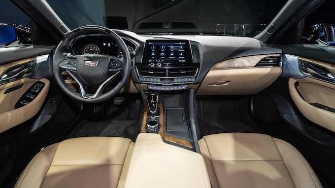 2020 Cadillac CT5 Official Photos and Info: It's a Huge Step Forward