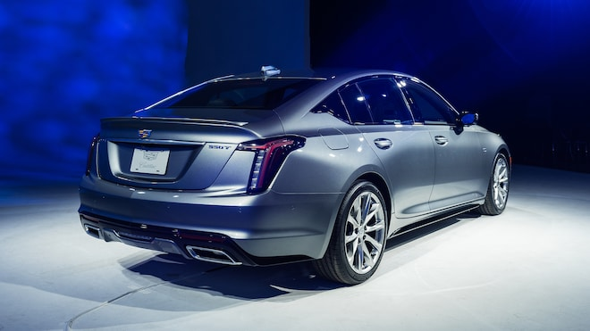 2020 Cadillac CT5: Stuff Cadillac Told Us | Automobile ...
