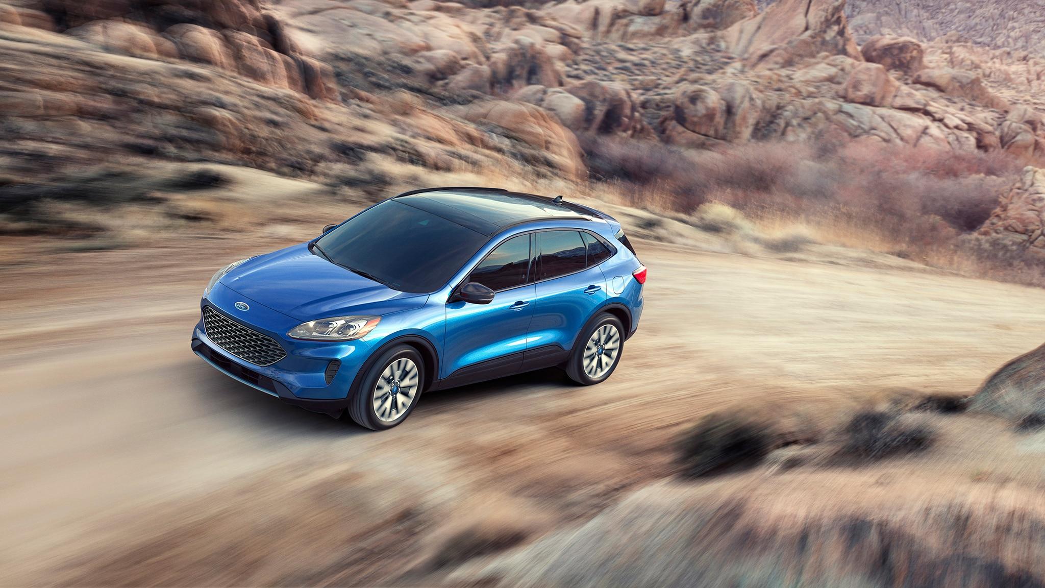 2020 Ford Escape 07