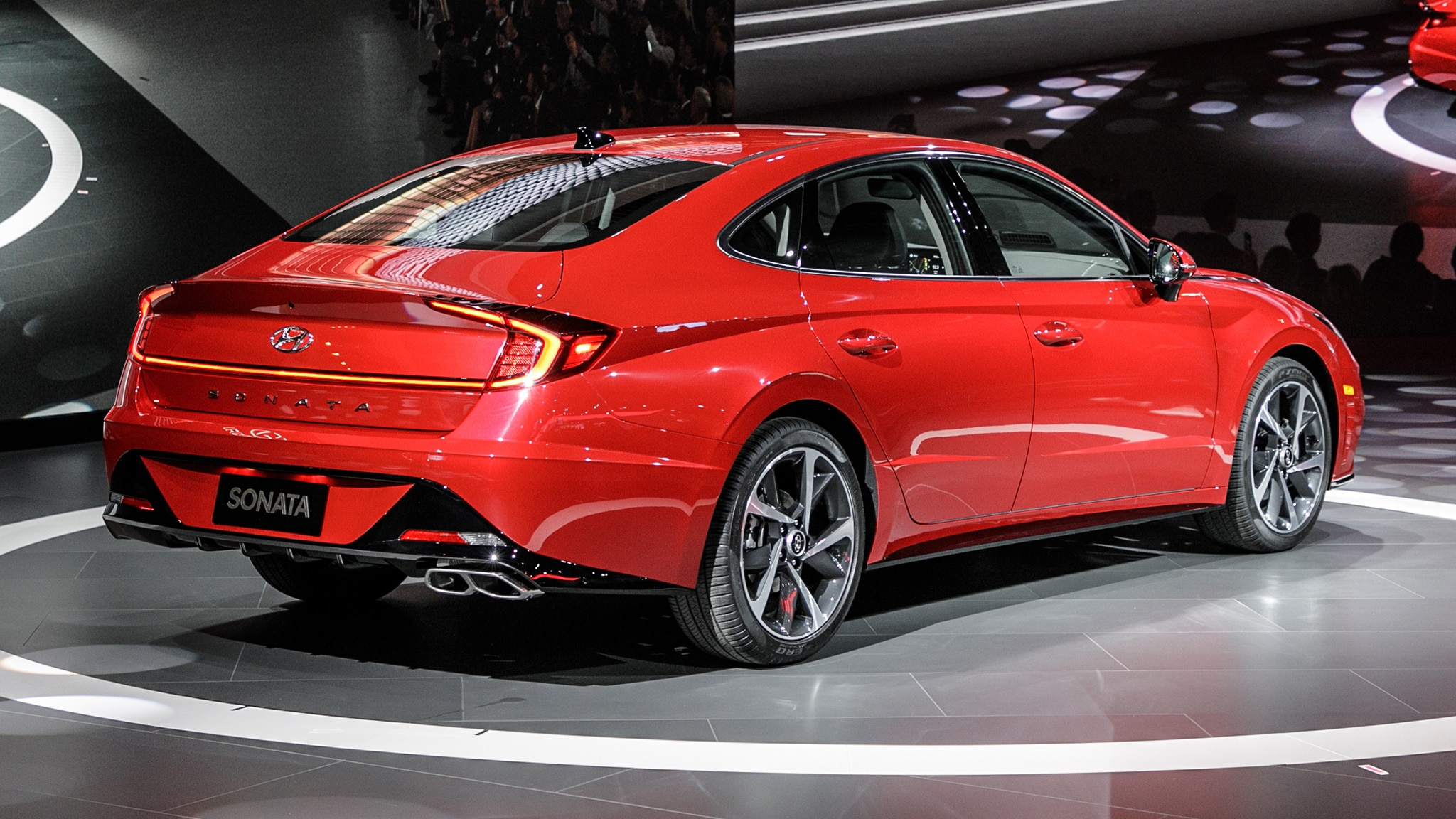 The Hyundai Sonata N Line Will Make at Least 275 HP ...