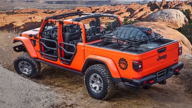 Jeep's 2019 Easter Safari Builds: All Trucks and All ...