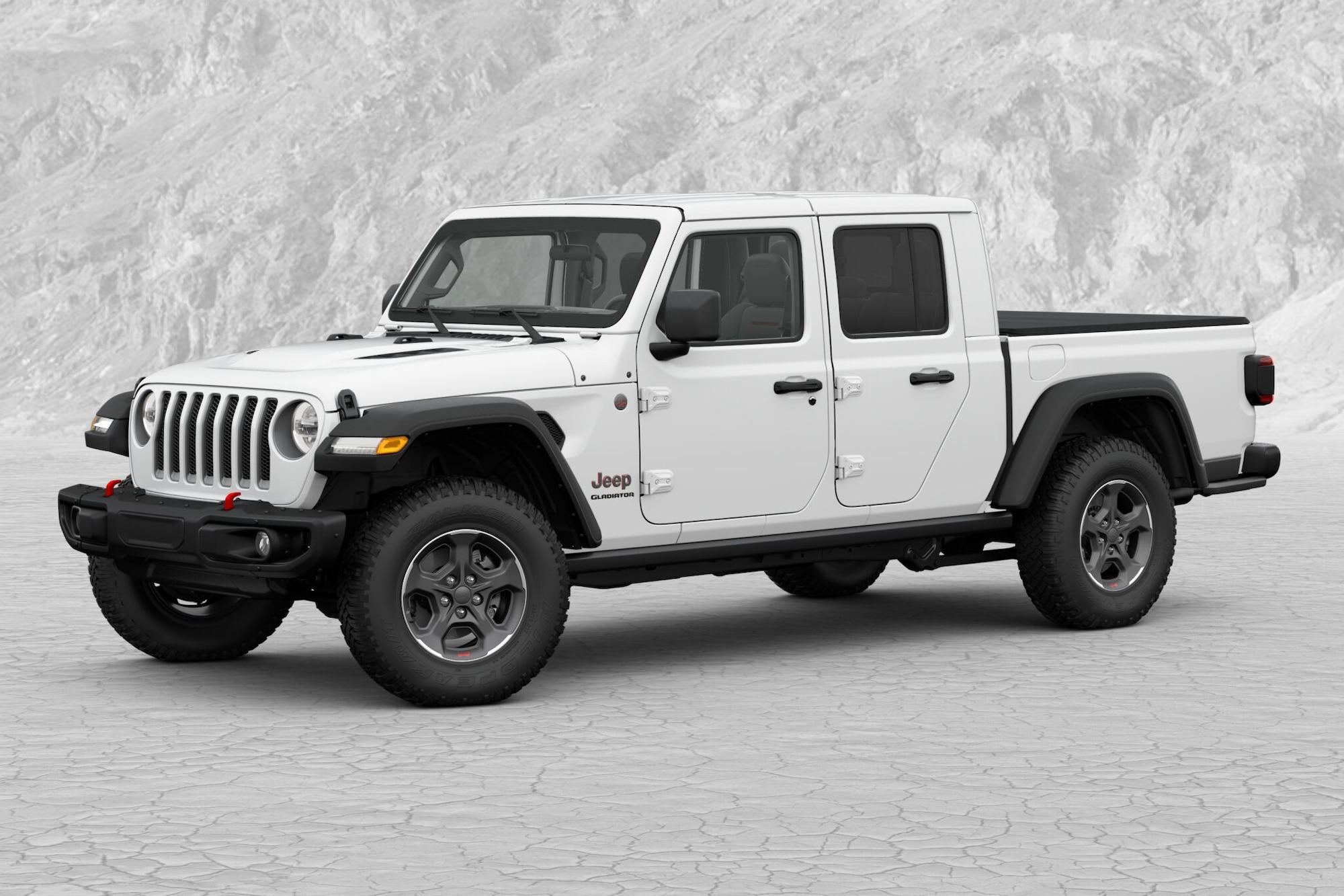 2020 Jeep Gladiator Rubicon How Id Spec It 3