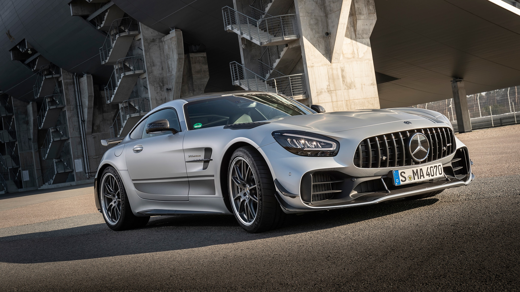 2020 Mercedes-AMG GT R Pro First Drive: Serious Drivers
