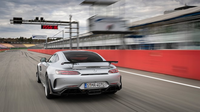 2020 Mercedes-AMG GT R Pro First Drive: Serious Drivers Only