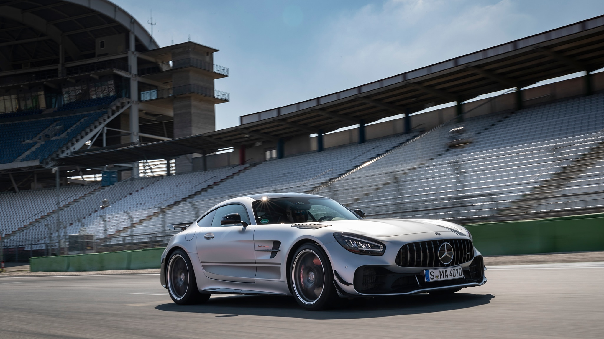 2020 Mercedes-AMG GT R Pro First Drive: Serious Drivers Only | Automobile Magazine
