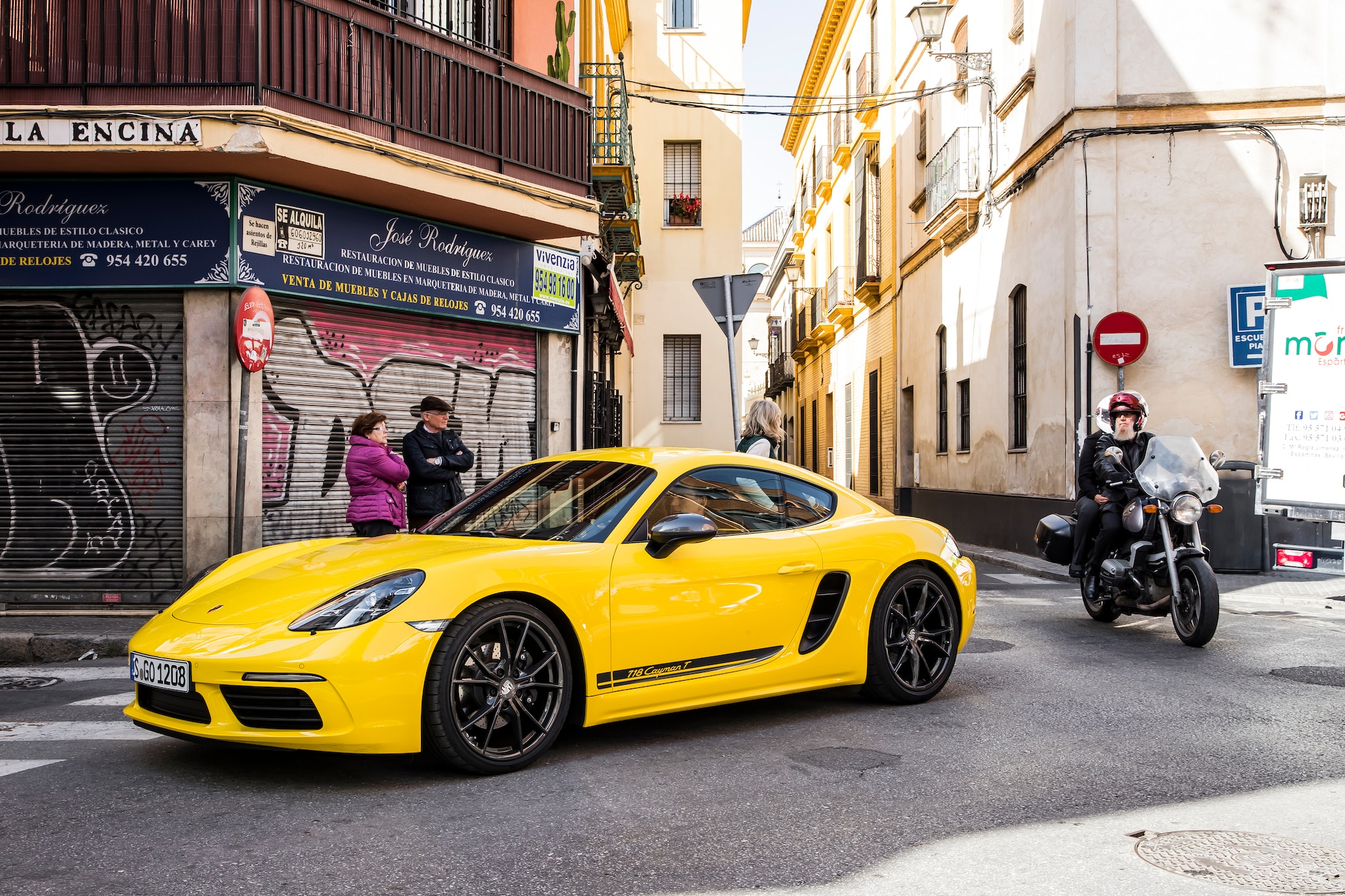 2020 porsche 718 cayman t first drive value immersion