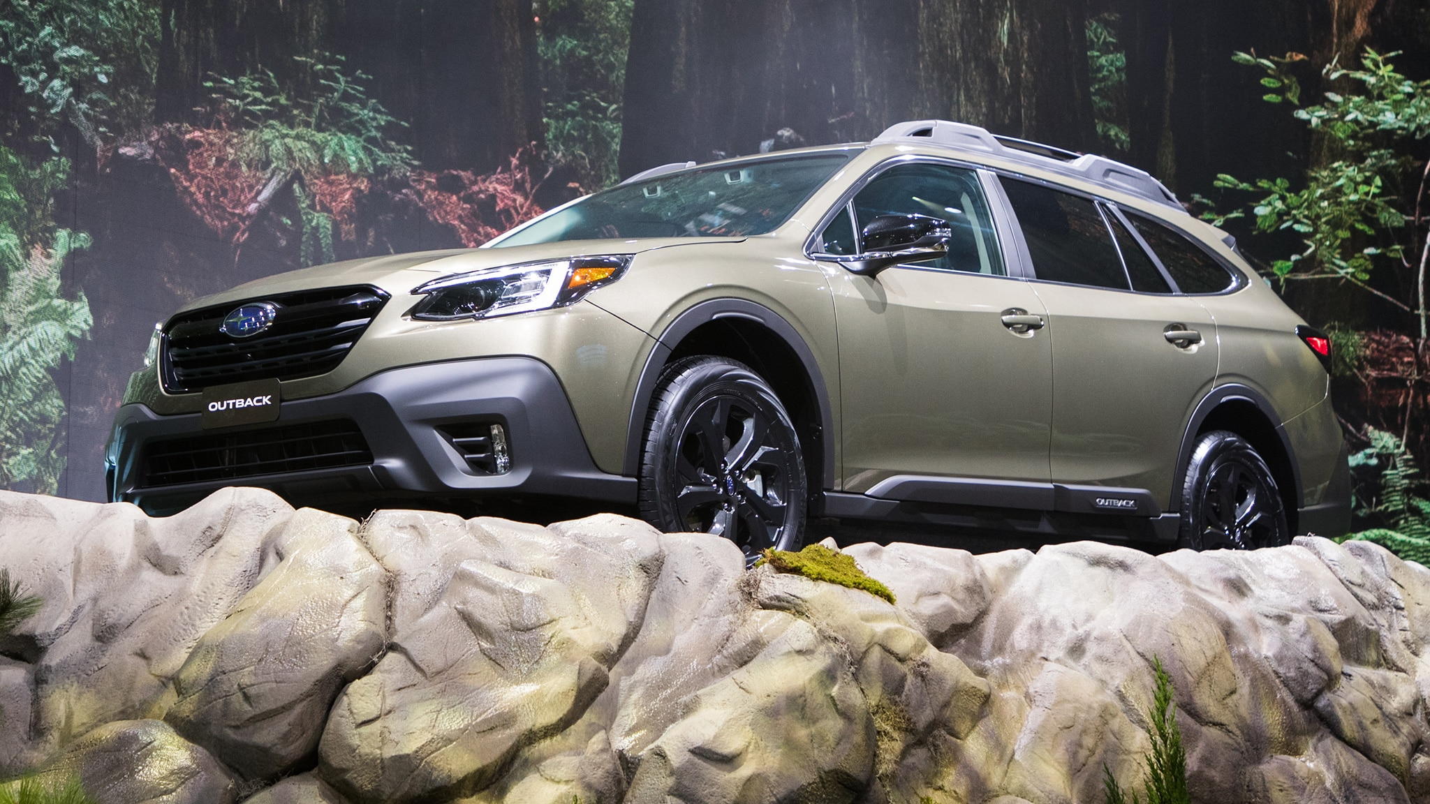 All-New 2020 Subaru Outback: Huge Screen, Big Safety, 260 HP