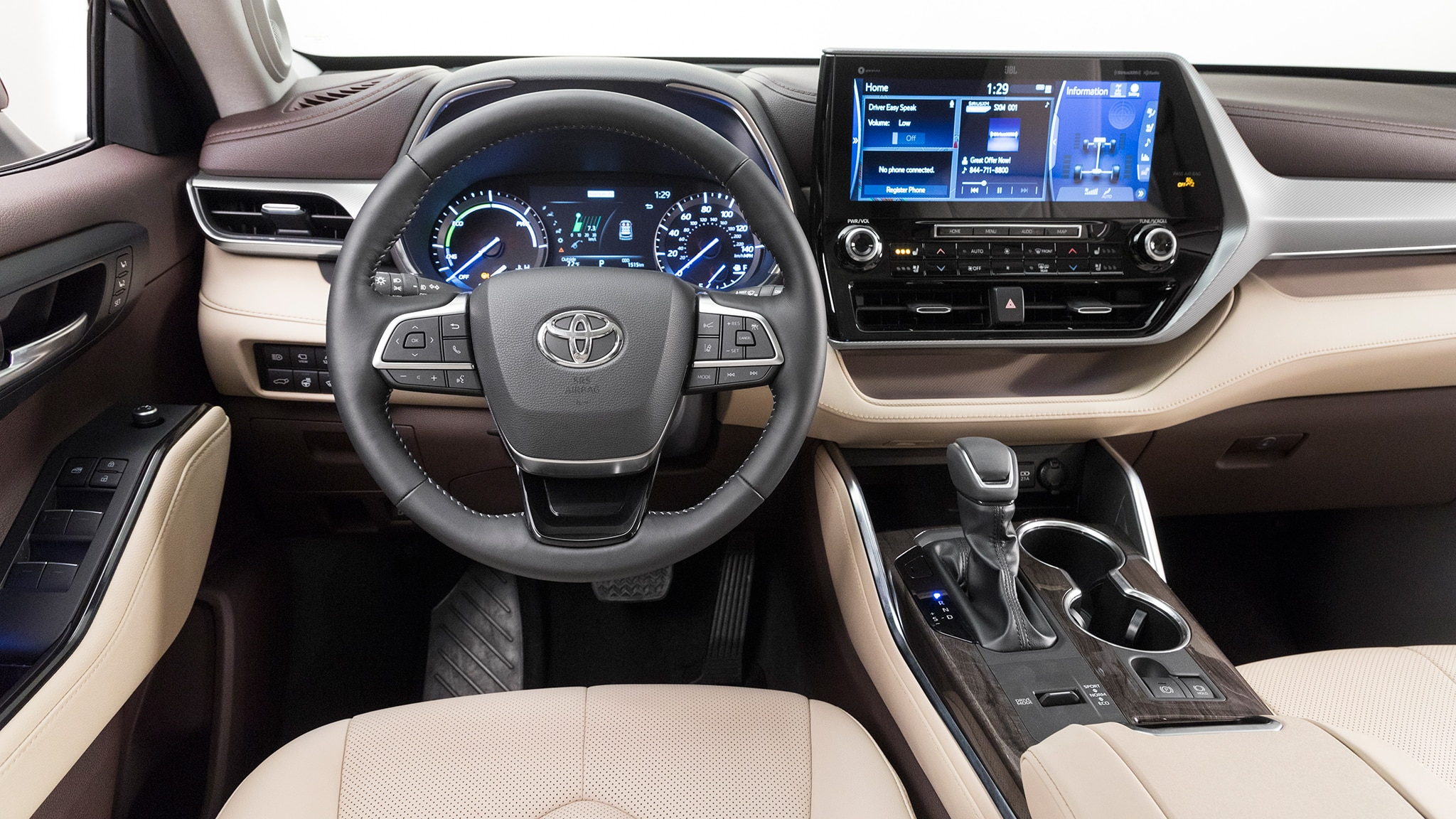 Six Ways the 2020 Toyota Highlander Is Actually ...