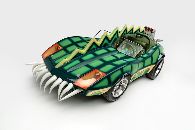 Death Race 2000 Shala Vet 25