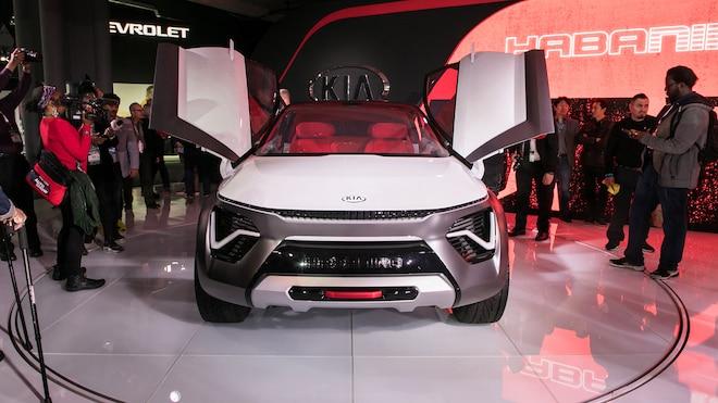 Kia Habaniro Concept 74