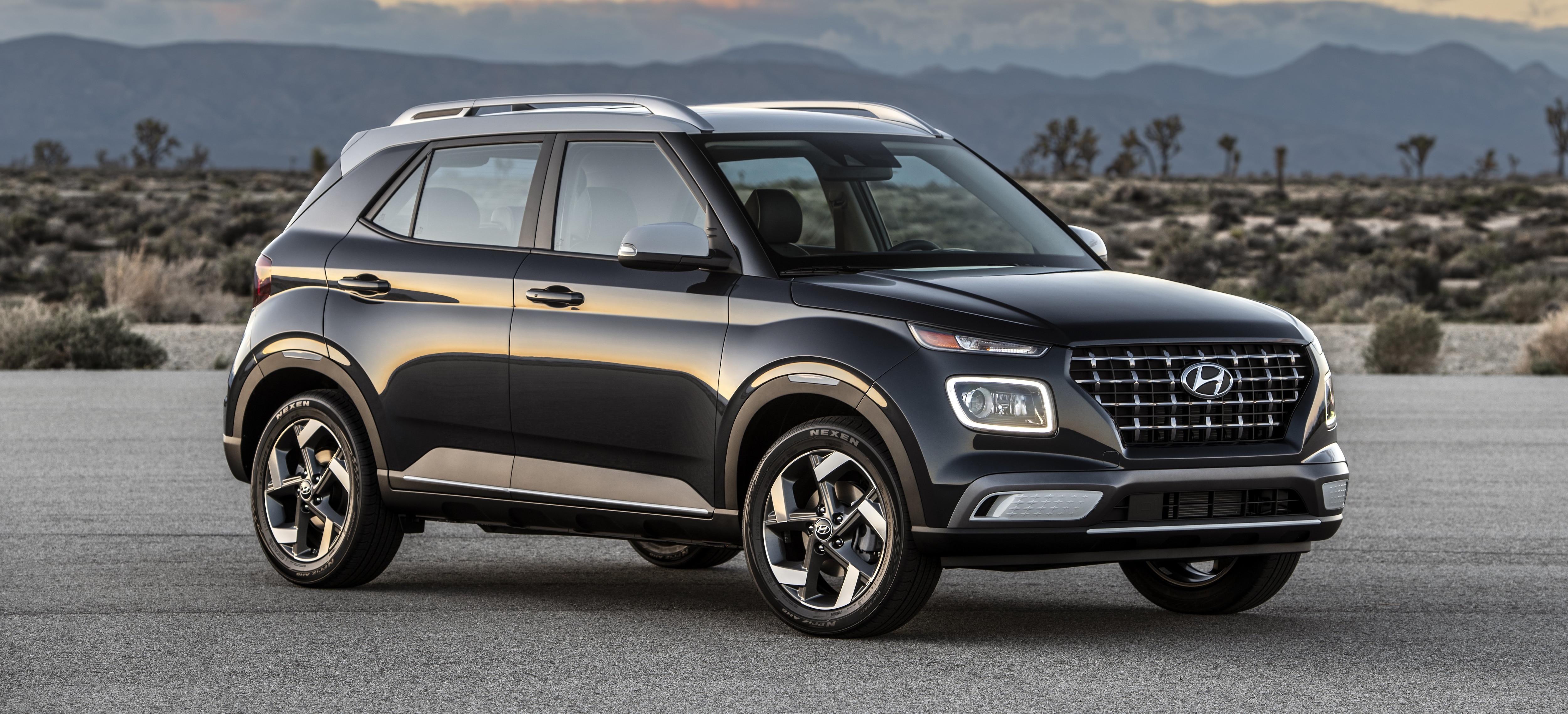 2020 Hyundai Venue: A New Entry-Level Crossover SUV ...