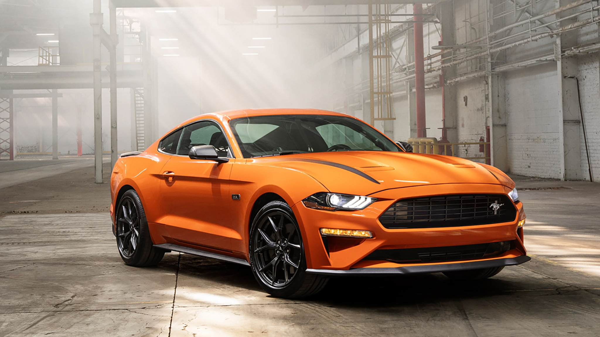 Mustang EcoBoost High Performance Package 3 4