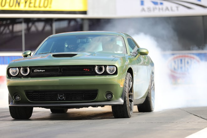 Dodge Challenger R/T Scat Pack 1320 Gets NHRA Approval, New