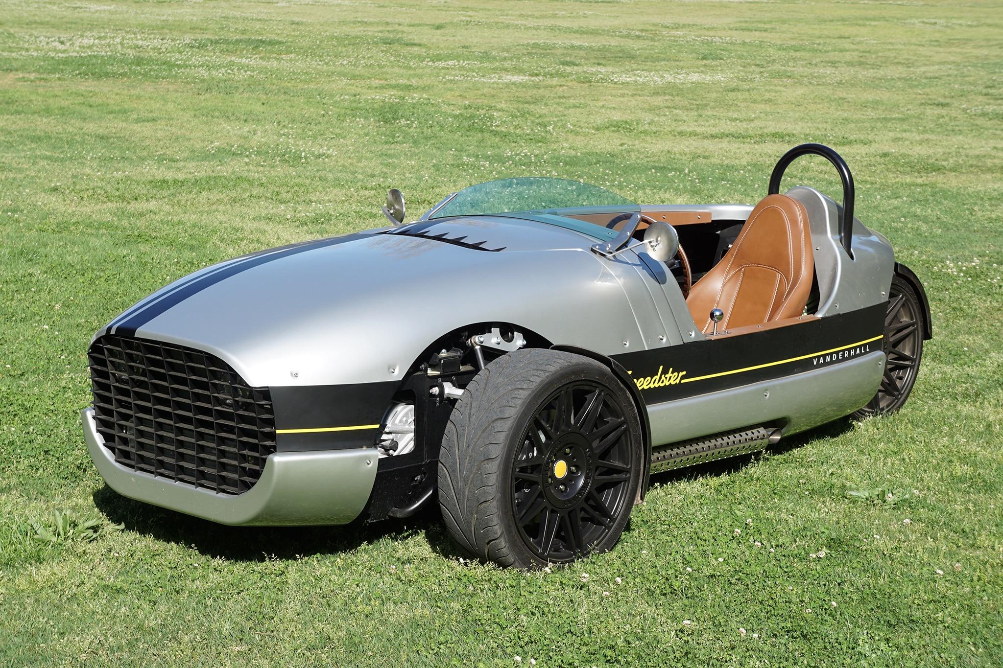 Vanderhall Speedster 17