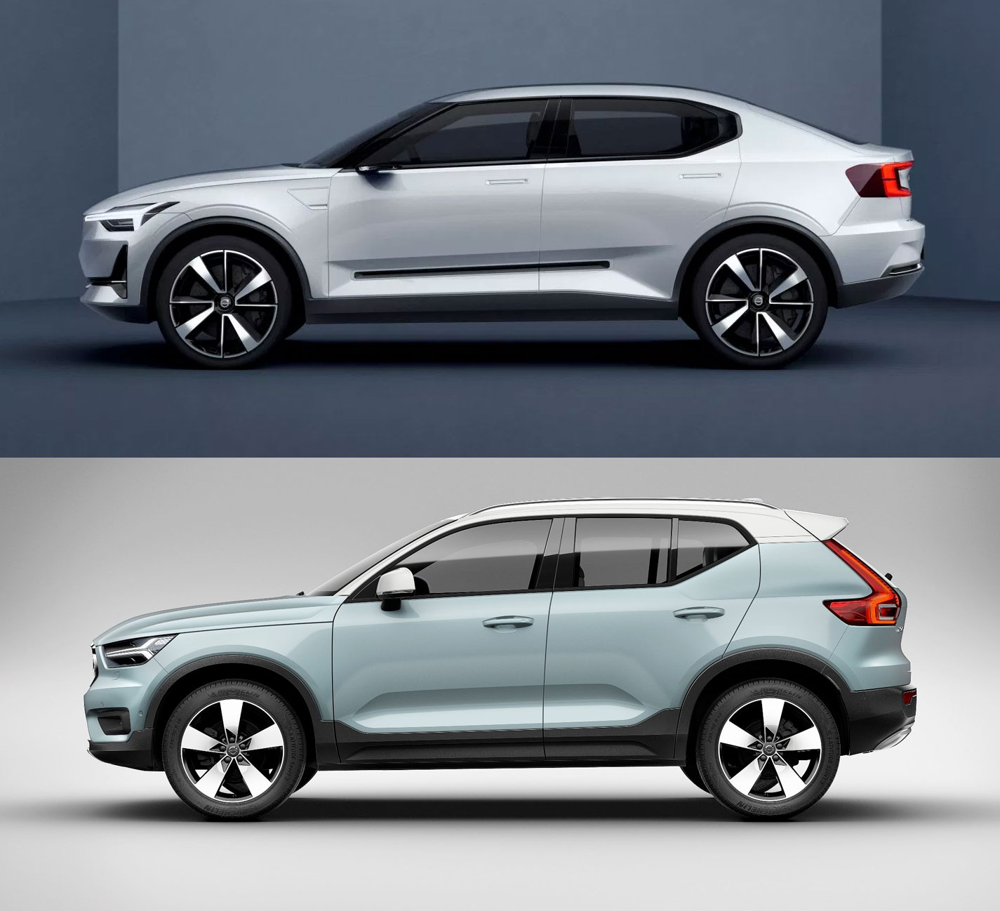 Fully Electric Volvo XC40 Crossover SUV Coming This Year