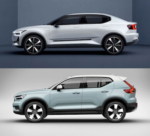 The Swedish Car Company Has Been Owned By China S Geely Group Since 2010 And Xc40 Ev Is Likely To Be Built At Brand Plant In Laquio