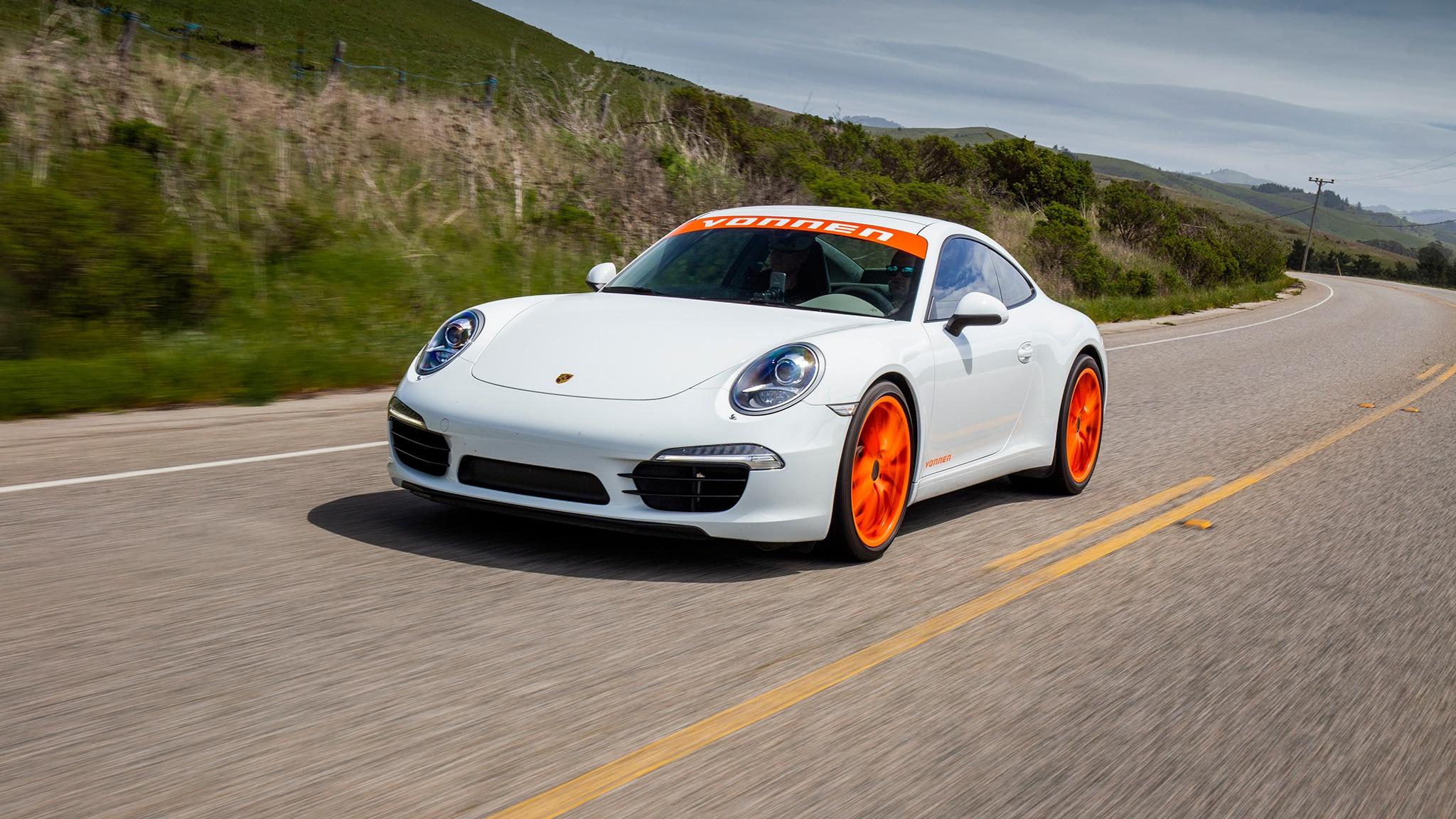 Vonnen Porsche 911 Hybrid 04