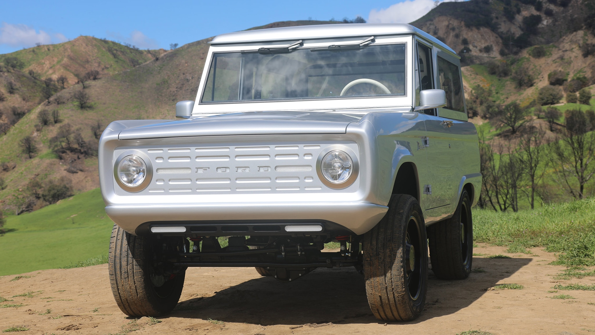 Zero Labs Automotive Electric Classic Bronco