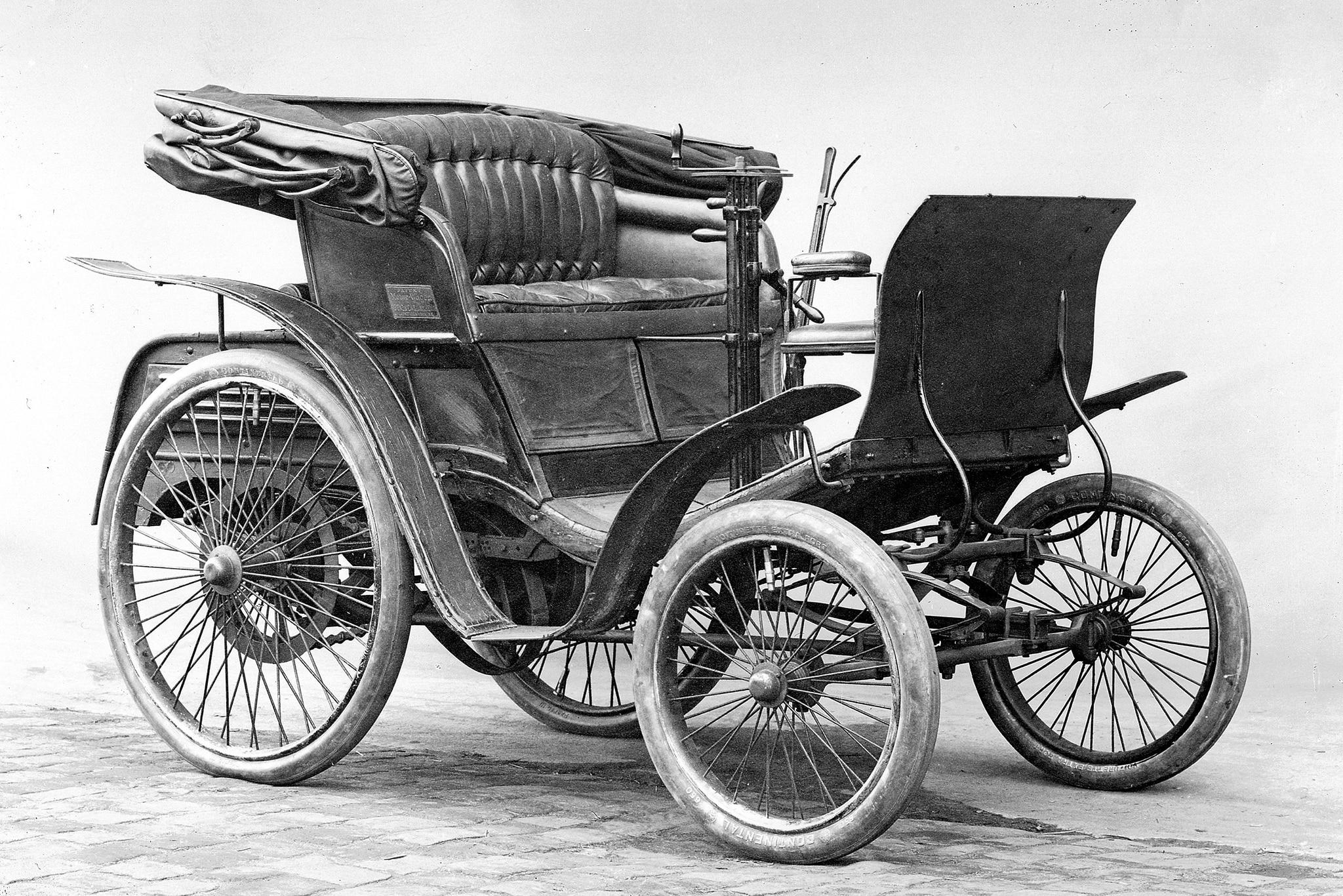 1898 Benz Comfortable