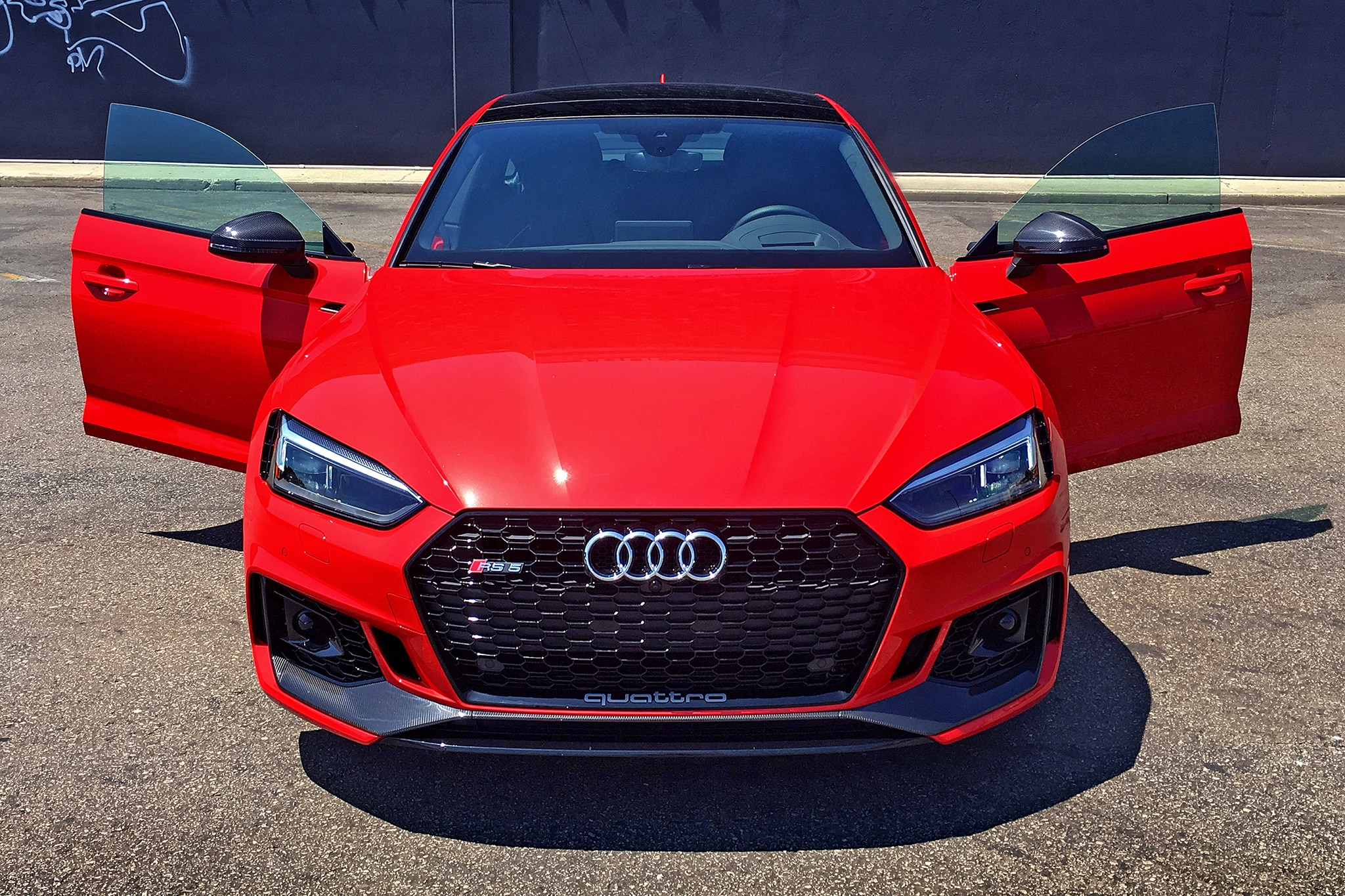 2019 Audi RS5 Sportback Review: An Absolute Monster | Automobile