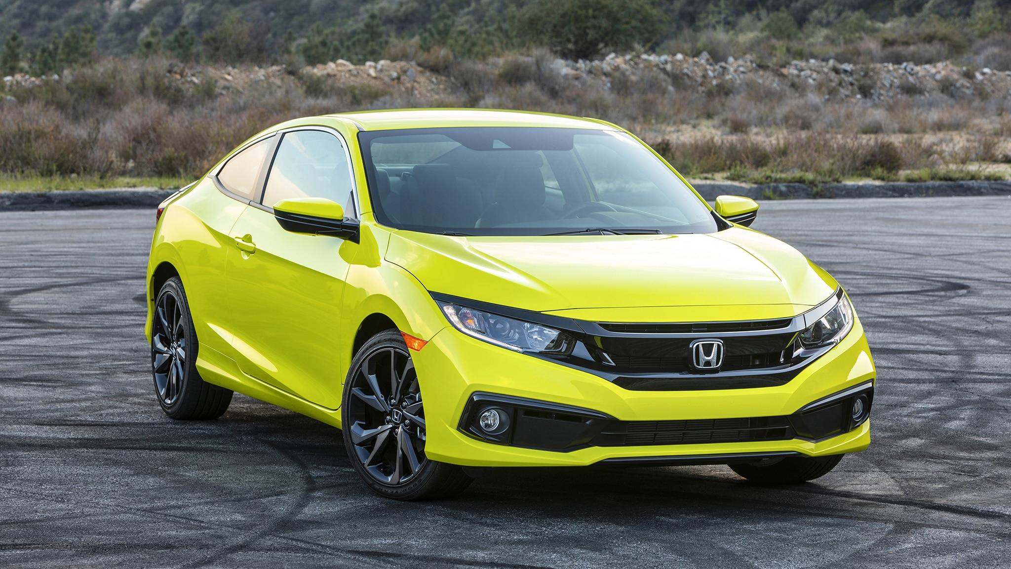960 Koleksi 2019 Honda Civic Coupe Mods HD Terbaik