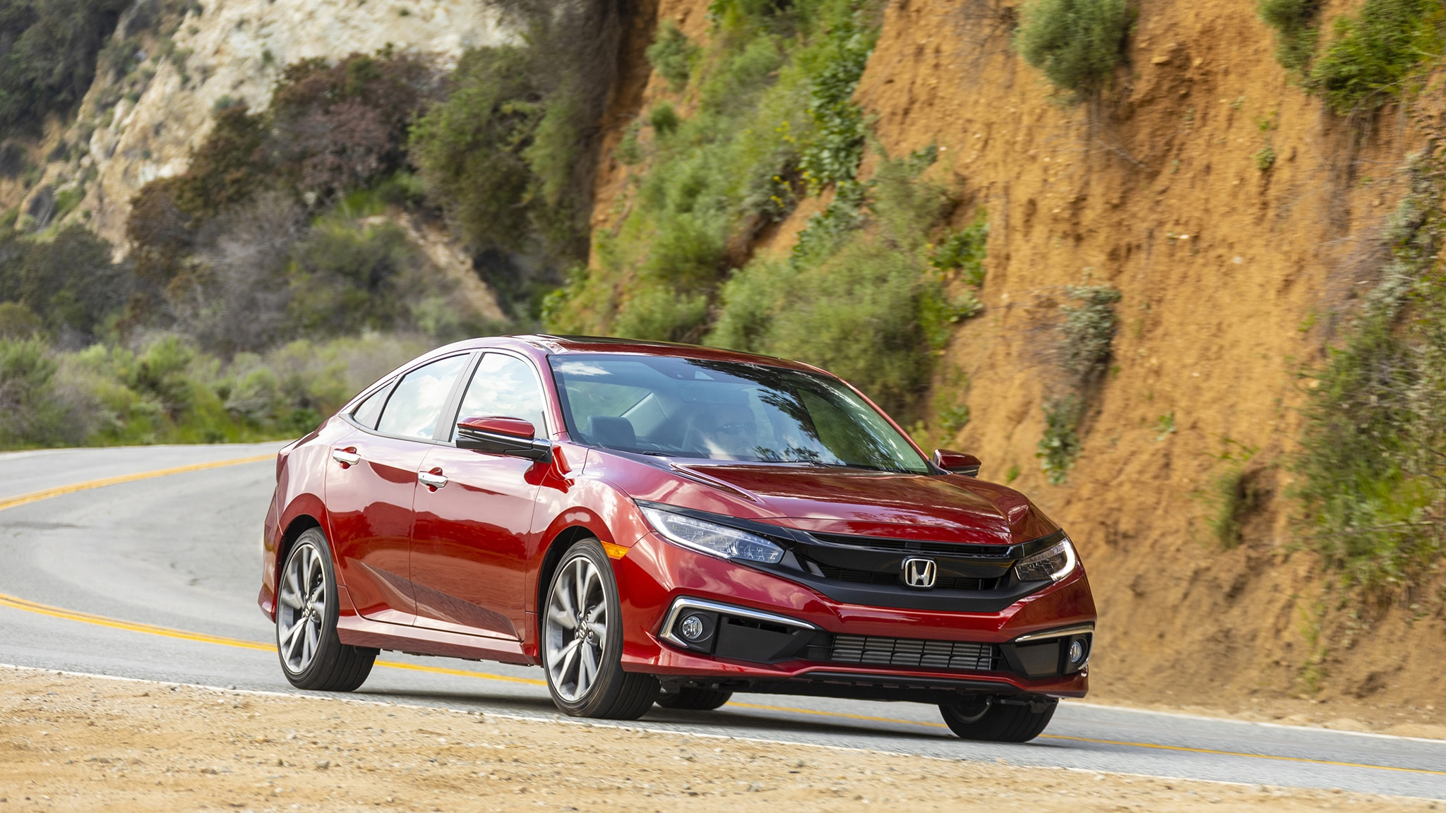 2019 Honda Civic First Drive: How Its Changes Make It Even