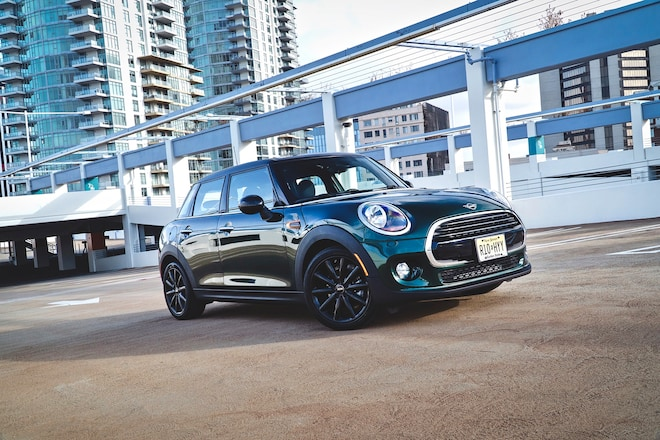 2019 Mini Cooper Hardtop 4 Door Oxford Edition Intro