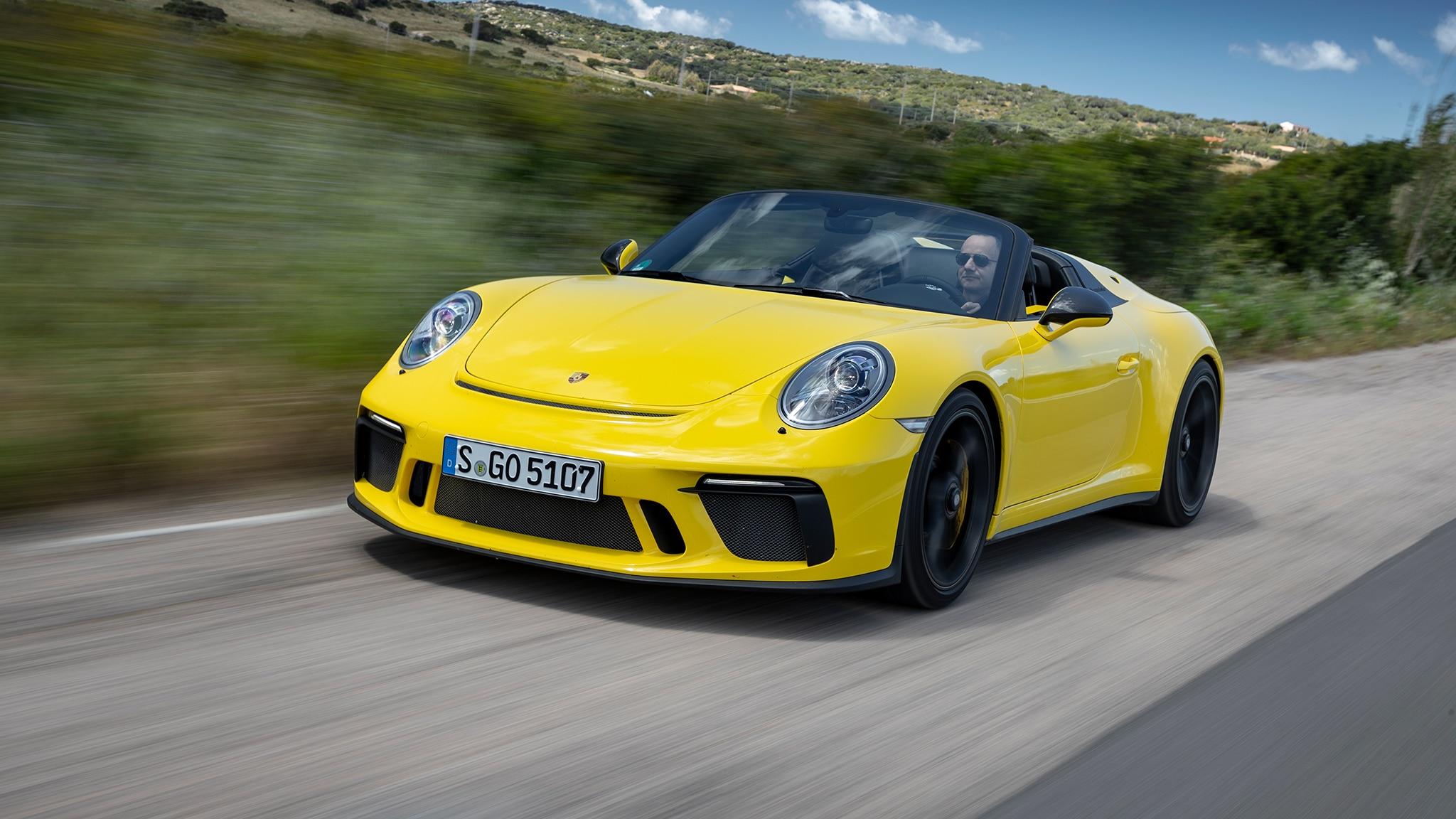 2019 Porsche 911 Speedster Basem Wasef 02