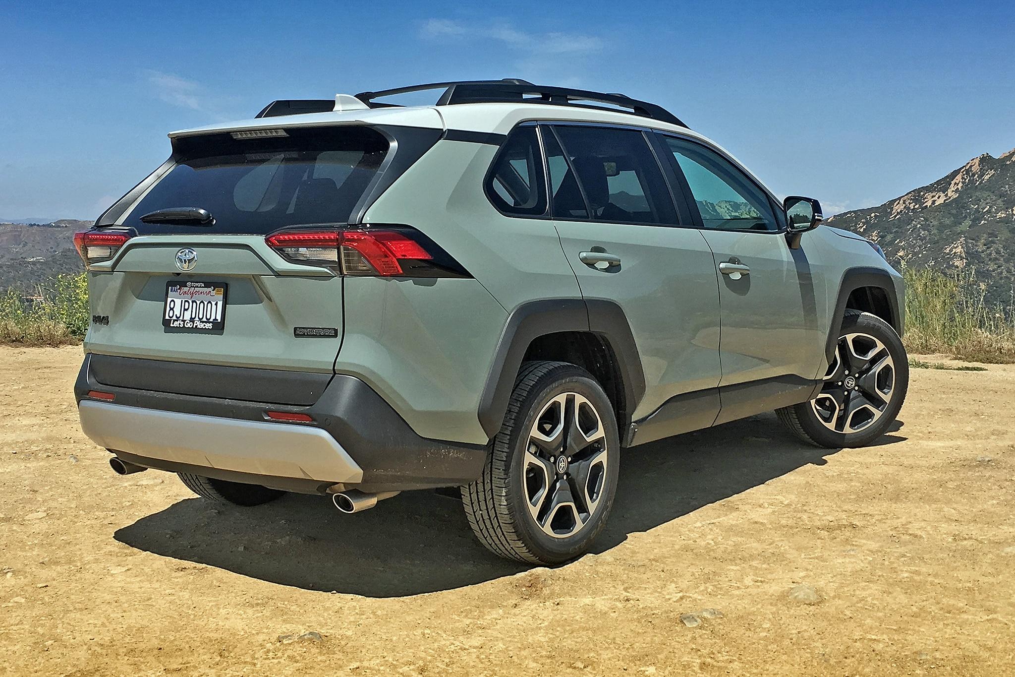 2019 Toyota RAV4 Adventure Review: Worthy of Taking One ...