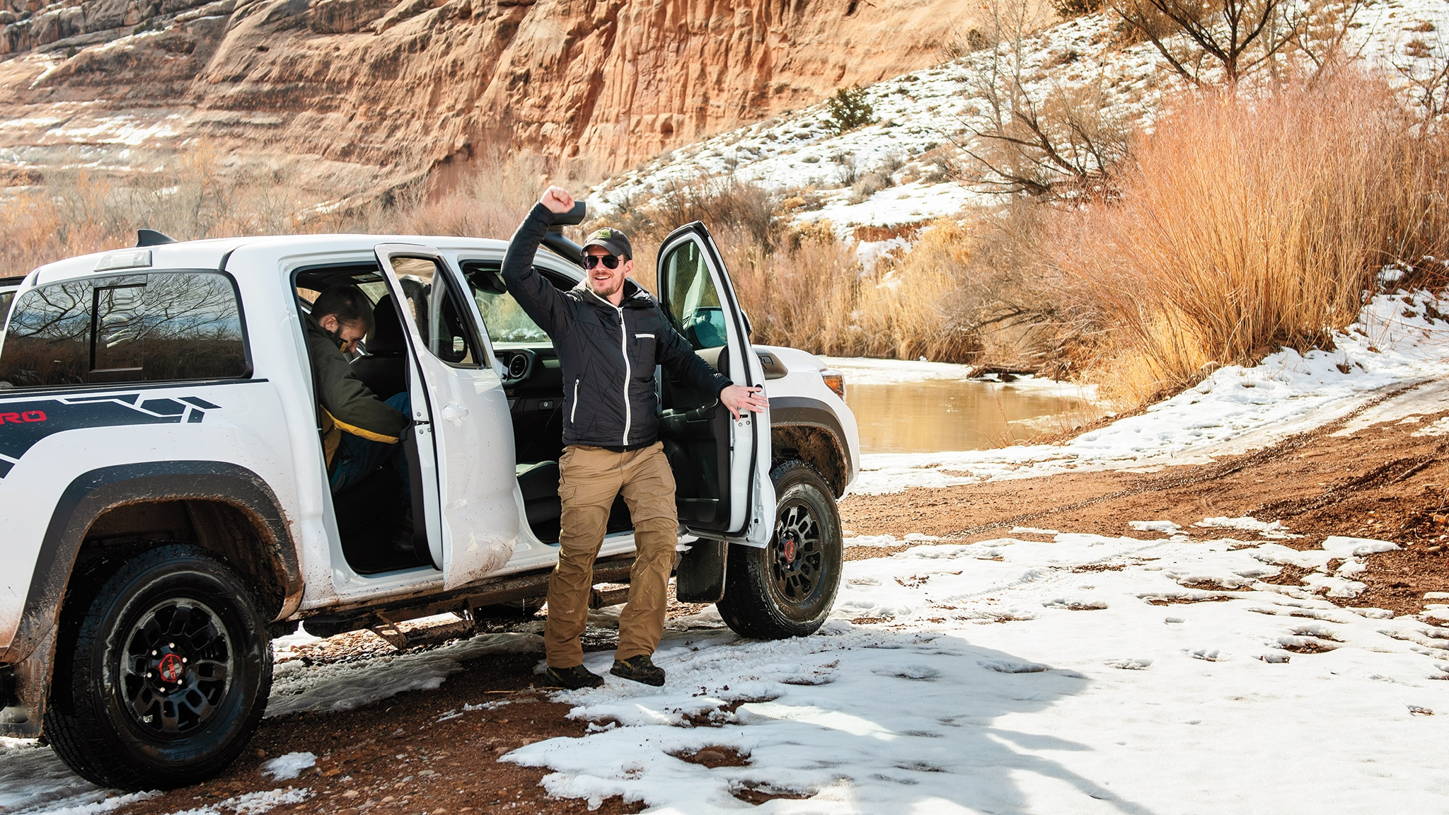 Toyota's Tacoma TRD Pro Conquers the Trail that Killed a Truck