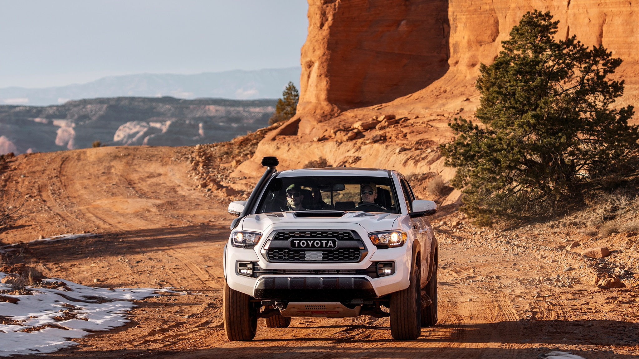 Toyota S Tacoma Trd Pro Conquers The Trail That Killed A Truck