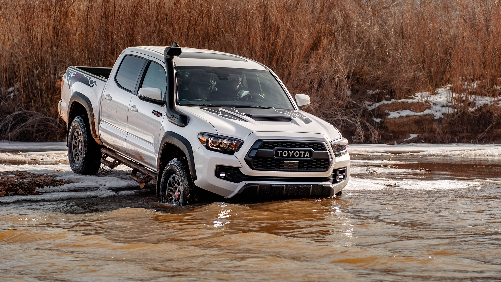 Toyota's Tacoma TRD Pro Conquers the Trail that Killed a
