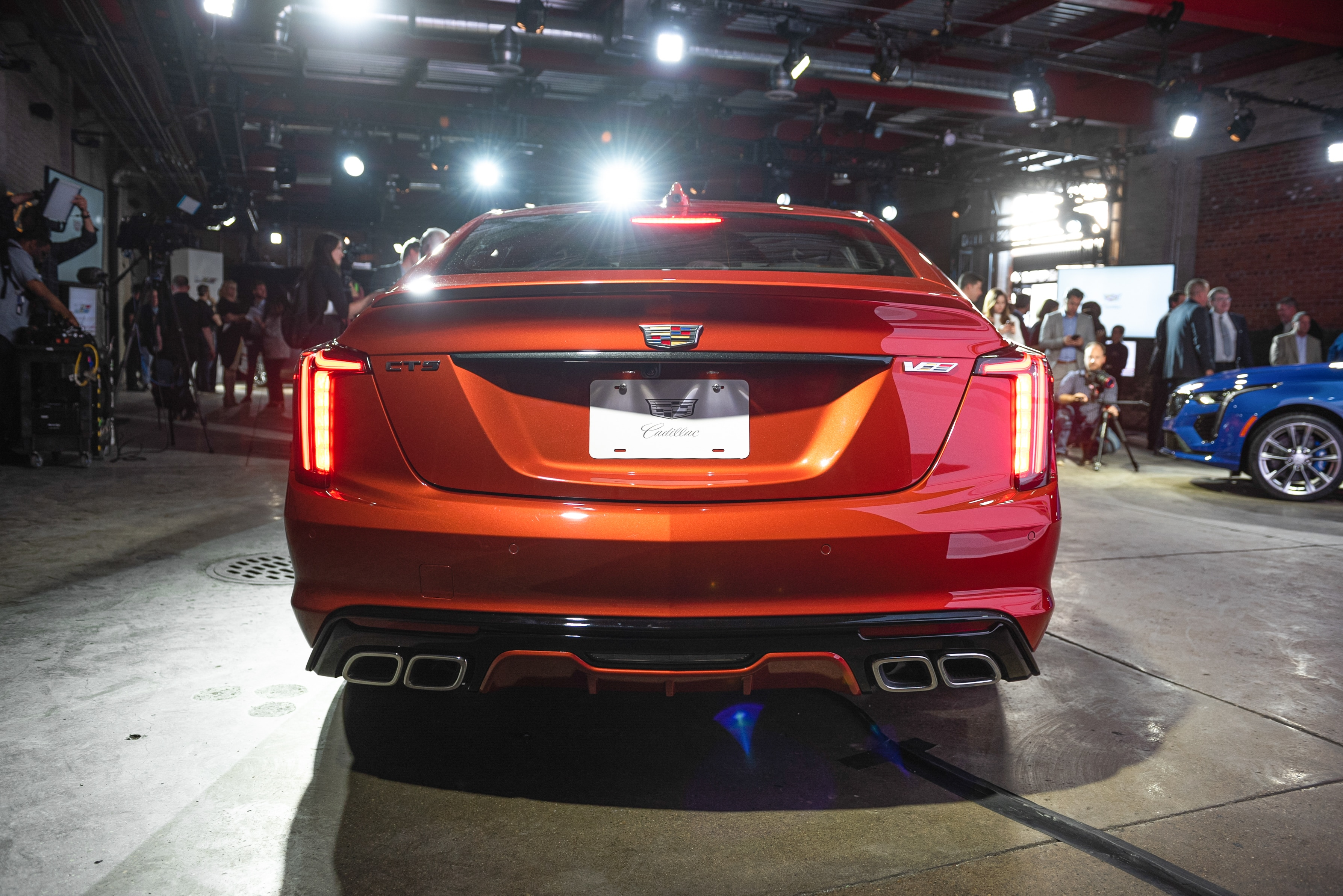 2020 Cadillac CT5-V Arrives with 355 HP—but a Burlier One Is Coming, Too | Automobile Magazine
