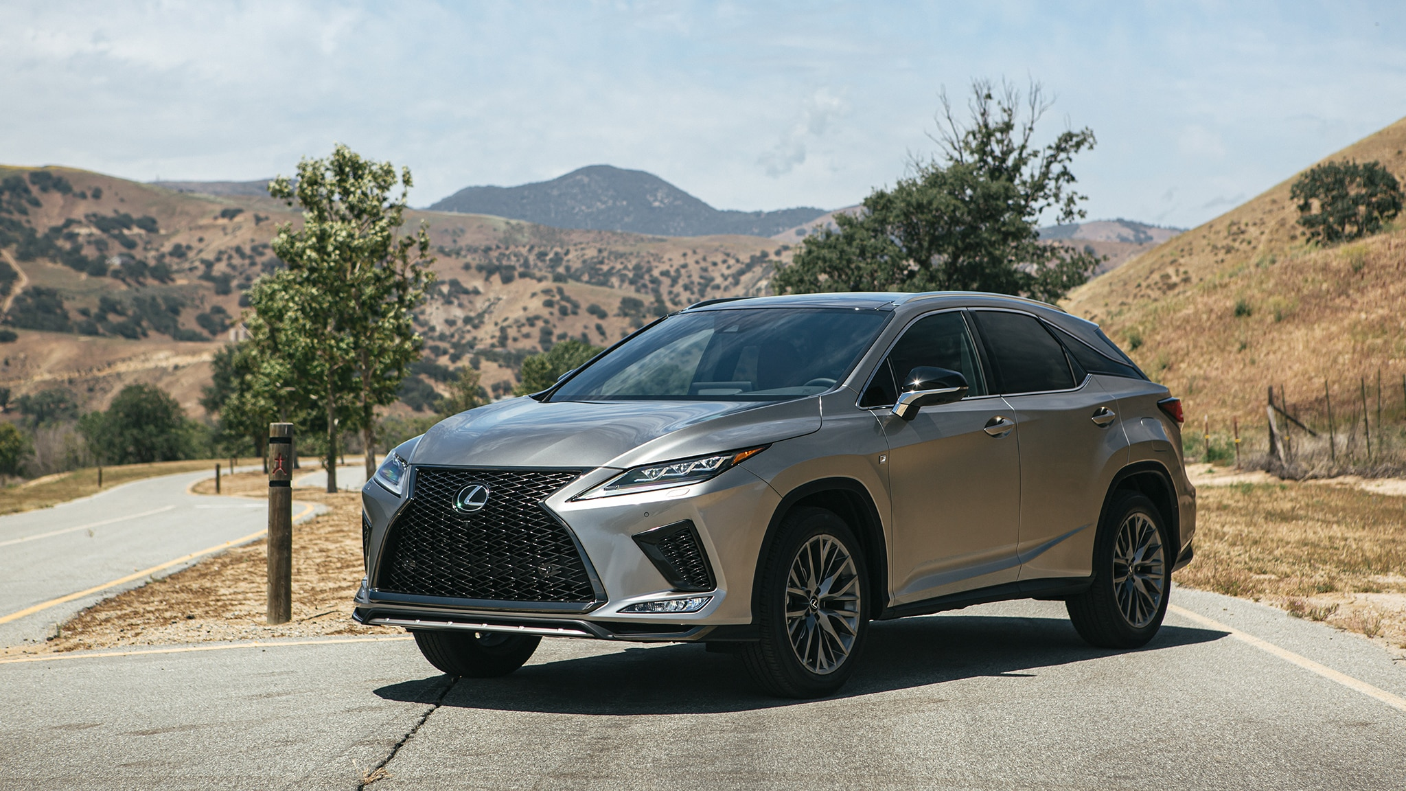 2020 lexus rxrxl get more tech and tweaked grilles