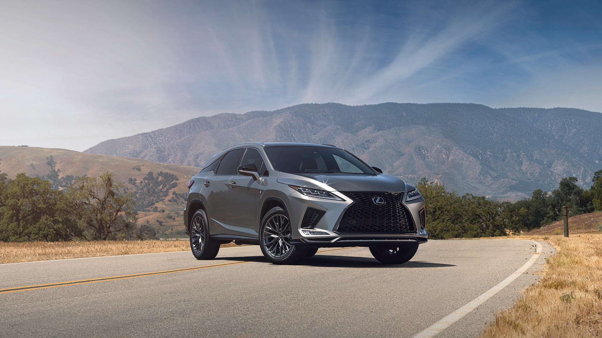 2020 lexus rx  rxl get more tech and tweaked grilles
