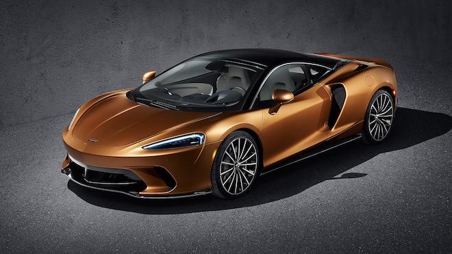 2020 McLaren GT 1