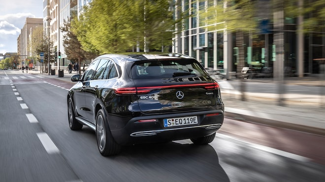 2020 Mercedes-Benz EQC EV First Drive Review: Accomplished