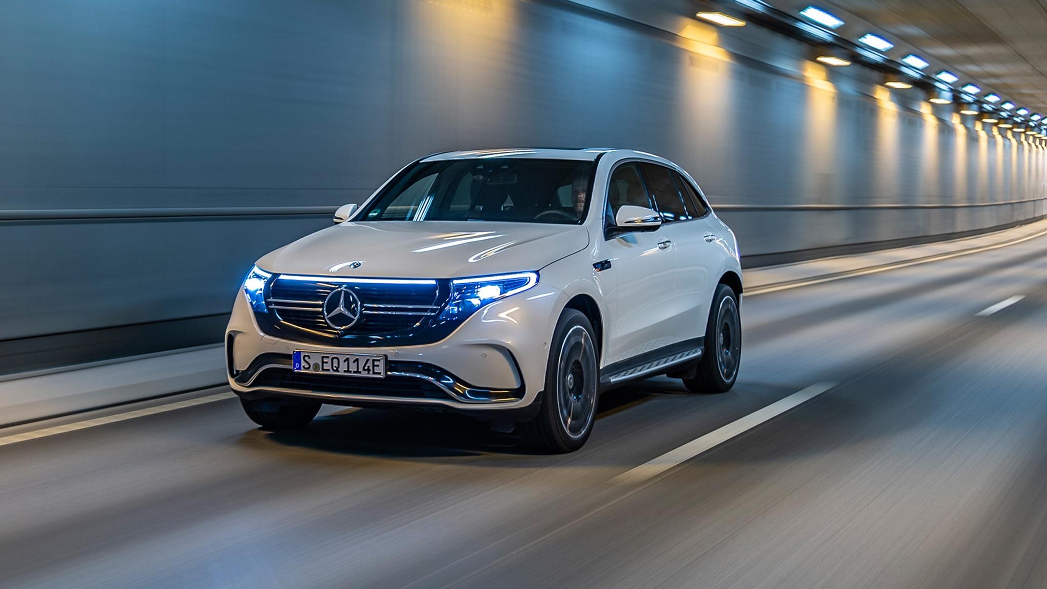 2020 Mercedes Benz EQC