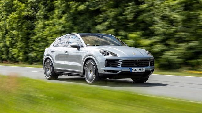 2020 Porsche Cayenne Coupe GT5 Gets Lambo Urus Engine >> 2020 Porsche Cayenne Coupe Version Design Specs Upcoming New