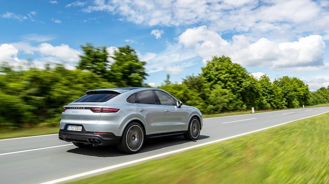 2020 Porsche Cayenne Coupe First Drive Review: Hulked-Up Hot Hatch