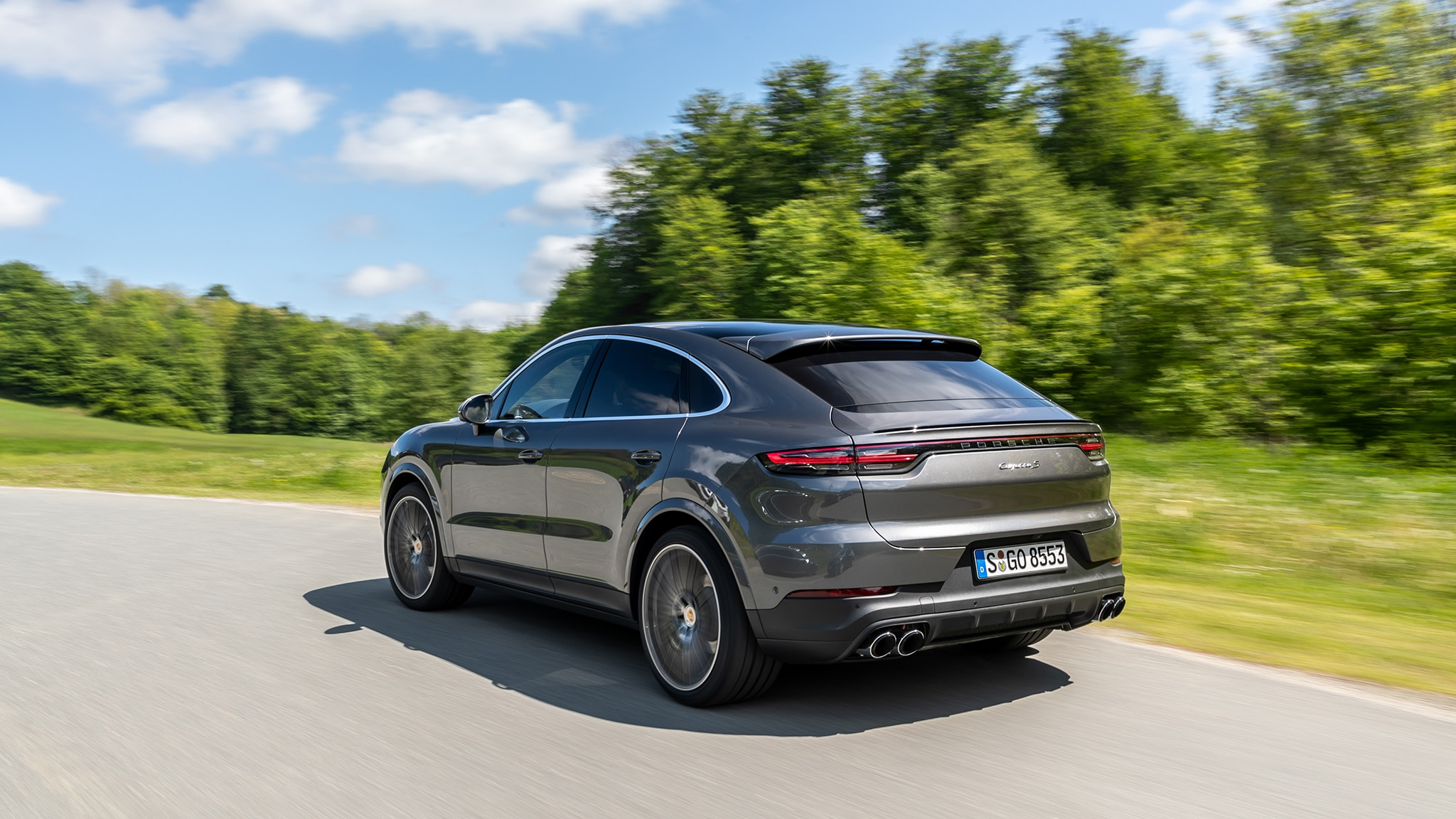 2020 Porsche Cayenne Coupe Price, Redesign >> 2020 Porsche Cayenne Coupe First Drive Review Hulked Up Hot